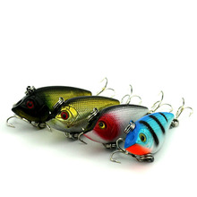 Minnow Fishing Crankbait Hard Bait 8Colors 6g 5.02cm Tight Wobble Slow Sinking Fishing Lures China With Two Hooks VI007