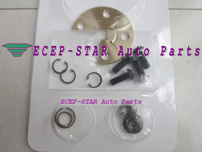 Free ship Turbo Repair Kit rebuild kits CT16 17201-30080 Turbocharger For TOYOTA Hi-Lux Hilux Hiace KDH222 2KD 2KD-FTV 2.5L 4WD