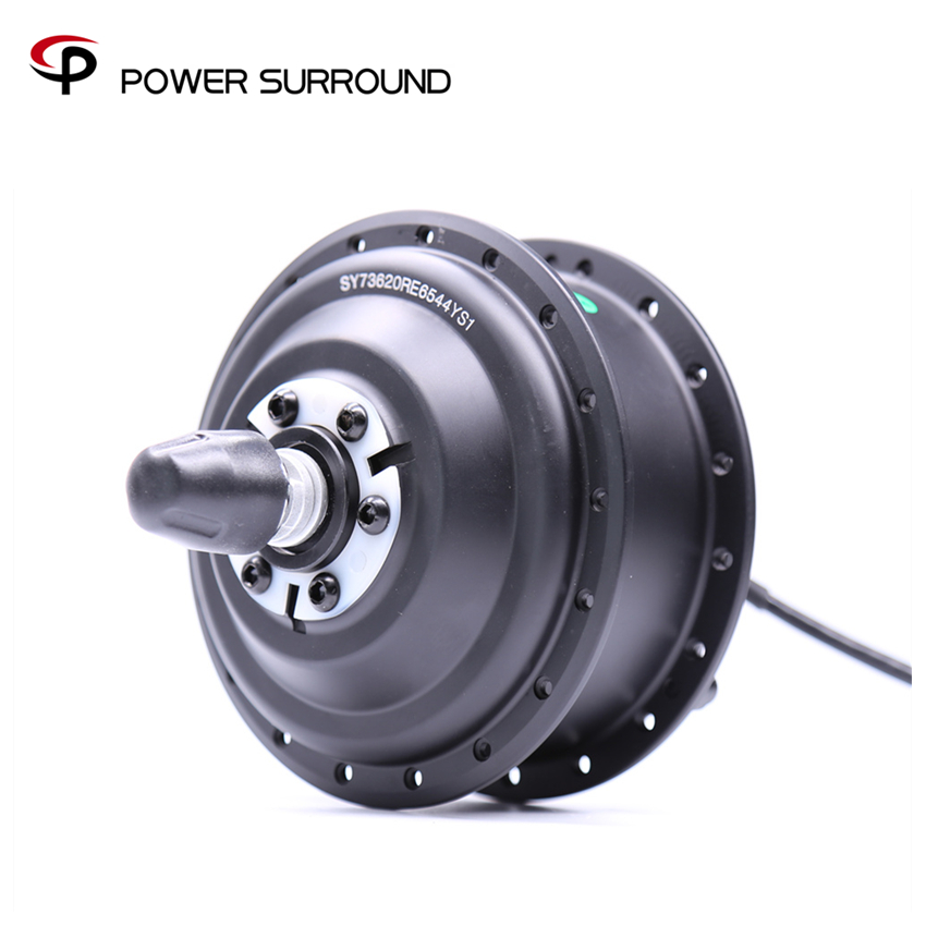 Promotion 36v350w Dgw07 Front Pedelec Hub Motor For Diy Wheel Bicicleta Eletrica Electric Bike Kit free shipping 36v18a sin wave controller for ena 36v350w torque sensor electric bike hub motor kits