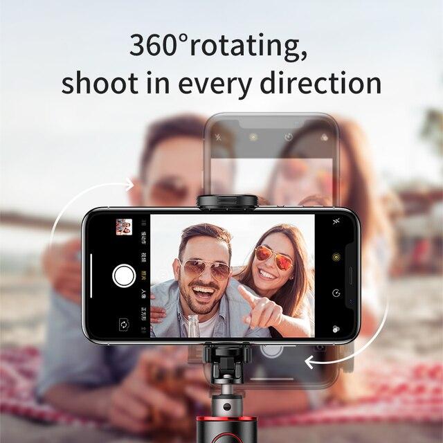 Baseus Smartphone Stativ und Selfiestick 5