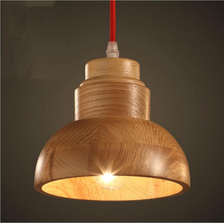 Nordic log art creative LED lamps the sitting room the bedroom restaurant cafe bar solid wood contracted droplight 220v nordic wood art creative led wood lamps restaurant cafe living room bedroom bar solid wood match stick simple pendant light