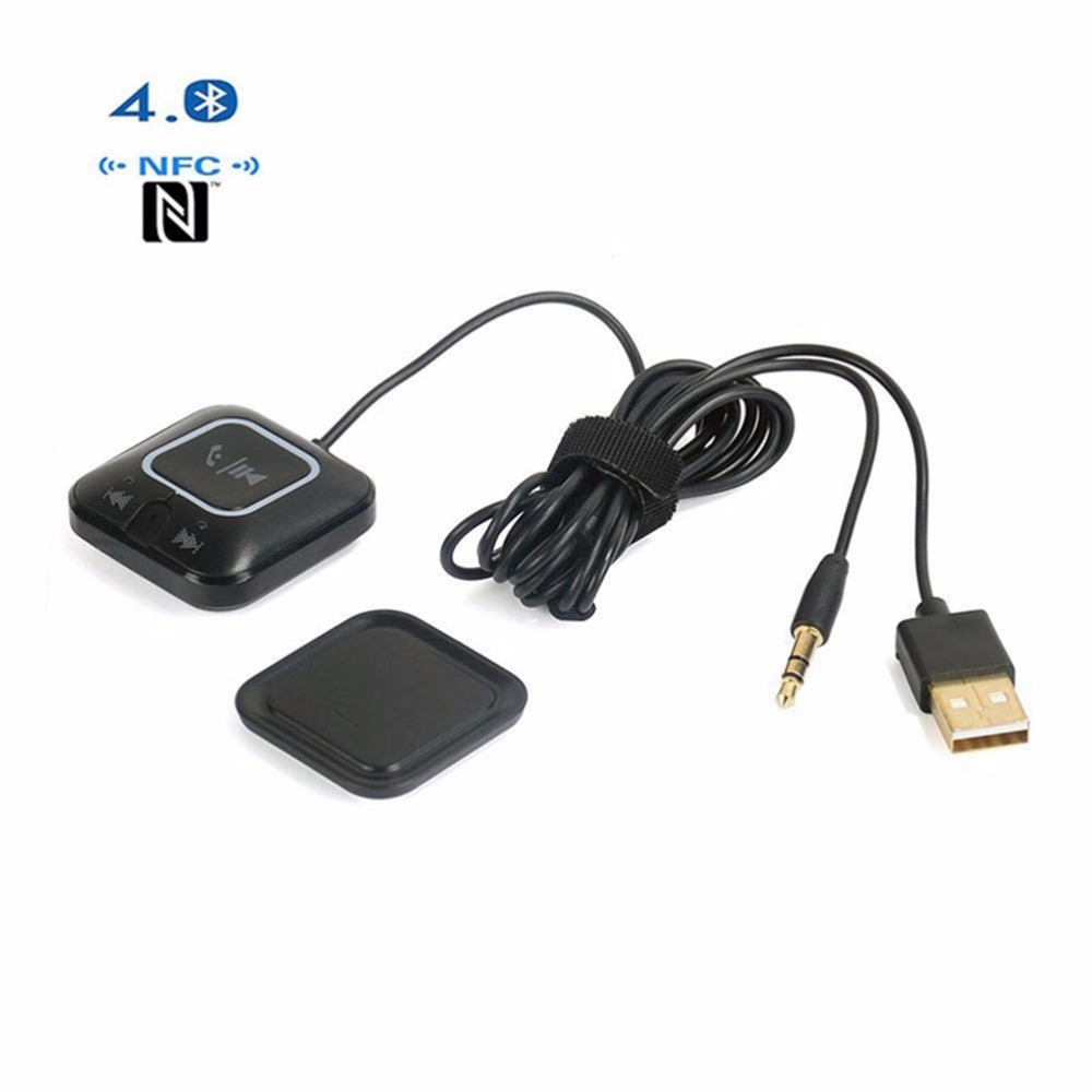 zf 850 mini wireless nfc nfc bluetooth car kit receiver. Black Bedroom Furniture Sets. Home Design Ideas