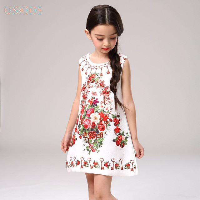 Summer aline dress