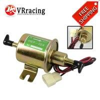 VR RACING FREE SHIPPING BJ HEP 002 High Qulity 12V Electric Fuel Pump For Car Carburetor