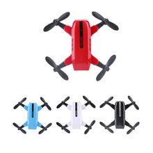 Helicopter Toy 4 Colors Foldable Drone Helicopter Quadcopter FPV Wifi 2.4GHz Remote Control Foldable Drone Toys With 2MP  Camera