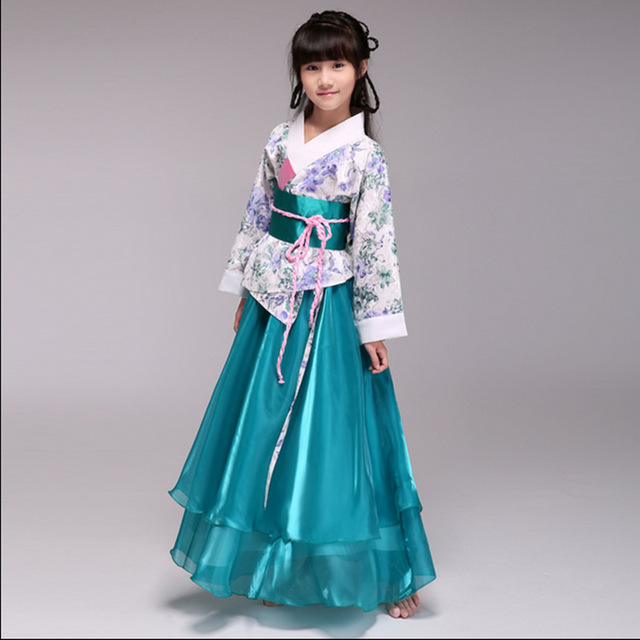 86f0b5faea2d High Quality Children Chinese Ancient Costume Kid Hanfu Clothes ...