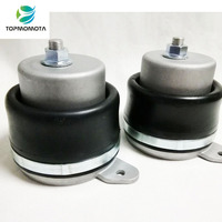 2 pieces shock absorber rubber air bag used for mitsu bishi MK493369 for truck and trailer parts suspension for Mitsu bishi FUSO