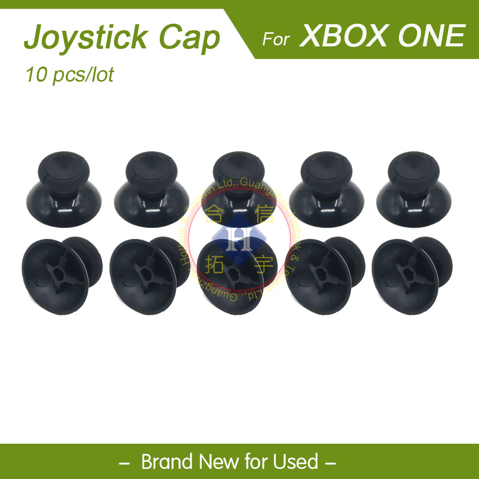 HOTHINK 10pcs/lot New Joystick 3D Analog Sensor Cap Cover For XBOX One Controller Gamepads
