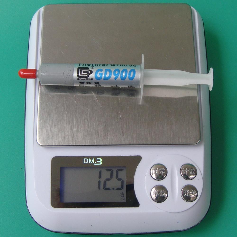 GD900-lämpöjohtava rasvapasta Silikoni-kipsilämpöliuoksen - Tietokoneen komponentit - Valokuva 4