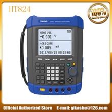 Hantek HT824 Multifunction Process Calibrator High-precision Five And A Half Signal Source Multimeter Voltage Flow Resistance