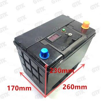 Everything Is Solar™ GTK LiFePO4 12V 120AH Battery BMS