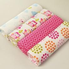 4 шт. Детские простыни для мальчиков и девочек, хлопковые пеленки для новорожденных, простыни для младенцев, одеяла для малышей, Детские простыни, детские наборы постельных принадлежностей
