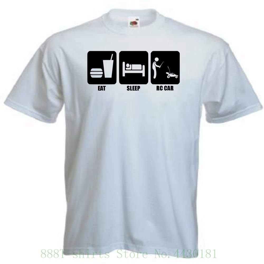Eat Sleep Rc Car Radio - Ordered