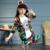 2017 roupas quentes das crianças two-piece conjuntos 4-13-year-old rotulagem impressão menina conjunto camuflagem esportes terno do lazer com capuz