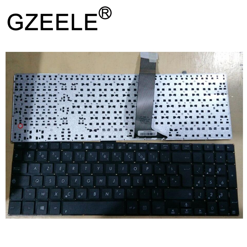 GZEELE New for ASUS K551 k551l k551la K551LB k551ln S551 french keyboard AZERTY FR black new azerty for asus f8p clavier french keyboard