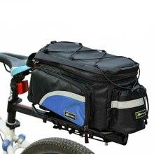 Bicycle saddle bag high quality pack bag Mountain bike riding bag