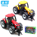 1:32 DiBang Diecasts & Toy Vehicles Pull Back Alloy Car Models Farmer car Headstock Children's Favorite Toys Free shipping