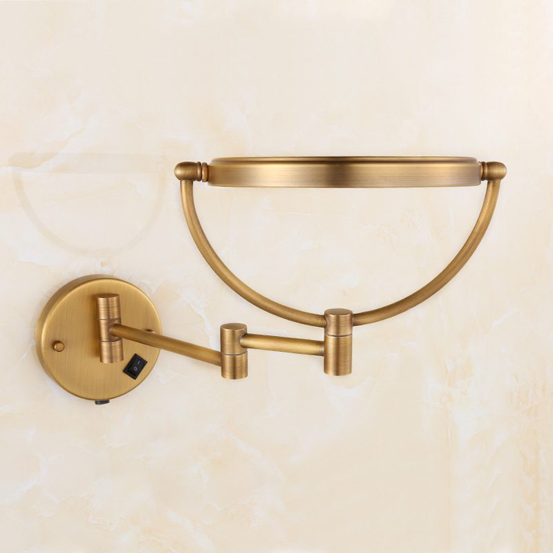 Bath Mirrors Brass Antique 8 3