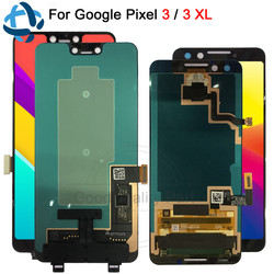 Per Google Pixel3 3 XL 2XL Display LCD Touch Screen Digitizer Assembly di Ricambio Pixel2 Per HTC Google Pixel 2 3xl display