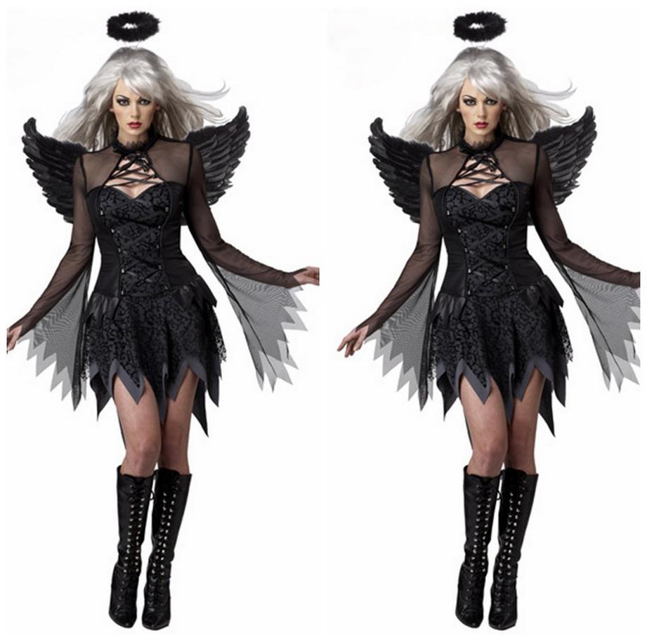 Сексуальный темный ангел