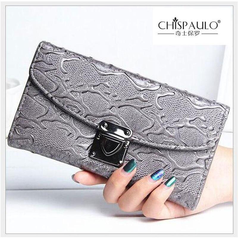 Long Designer Famous Luxury Brand Women Wallets Lady Female Card Coin Purse Carteras Clutch Bag Walet Money Cuzdan Pocket Vallet