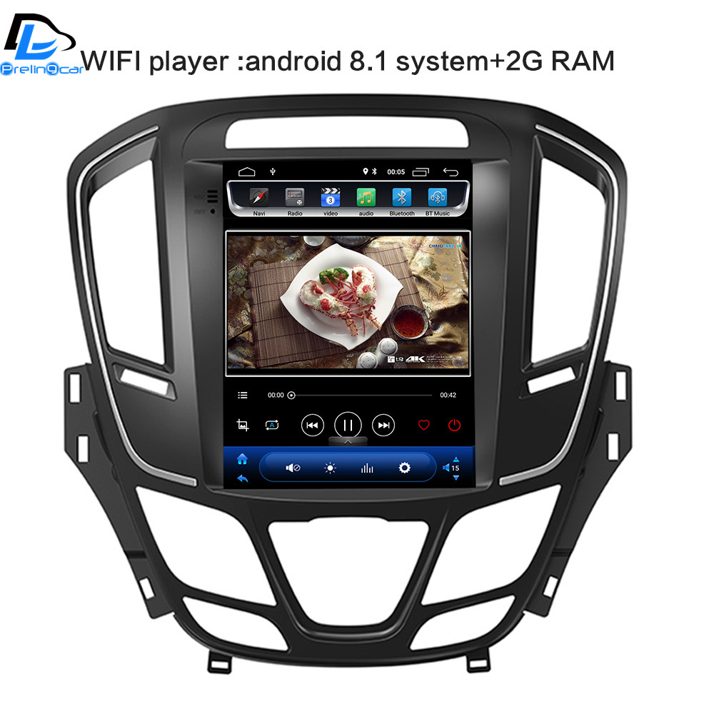 32G ROM Vertical pantalla gps video multimedia reproductor de radio para opel signum insignia del coche de navegación ESTÉREO