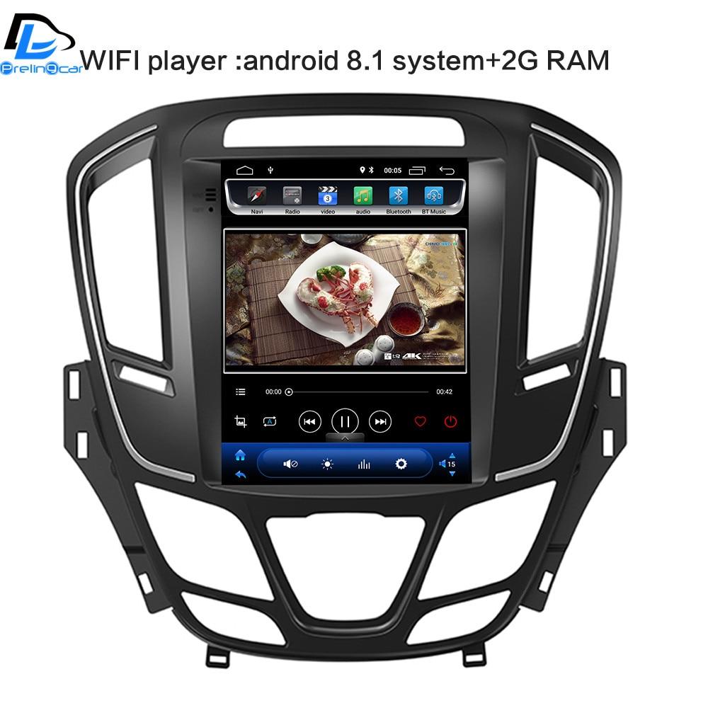 32G ROM Vertical screen gps multimedia video radio font b player b font for vauxhall opel