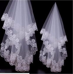 Wedding veil lace wedding veils 2017 wjt.jpg 250x250