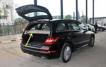 Для Mercedes-Benz S251 R класса 2007-2018 задний багажник Грузовой чехол щит безопасности Экран оттенок Высокое качество автомобильные аксессуары