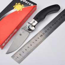 Hot selling C173 58HRC 5Cr13MoV blade G10 handle folding knife camping Hunting Survival Tactical knives EDC Multi tools