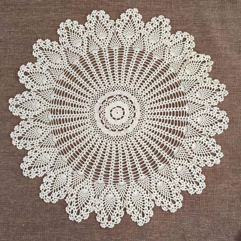 Online Get Cheap Lace Cloth Doilies Aliexpress Com
