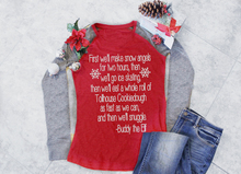 2017 Best sell fashion casual letter print red gray Christmas women tops t shirt female casual tops women fall 2017 autumn