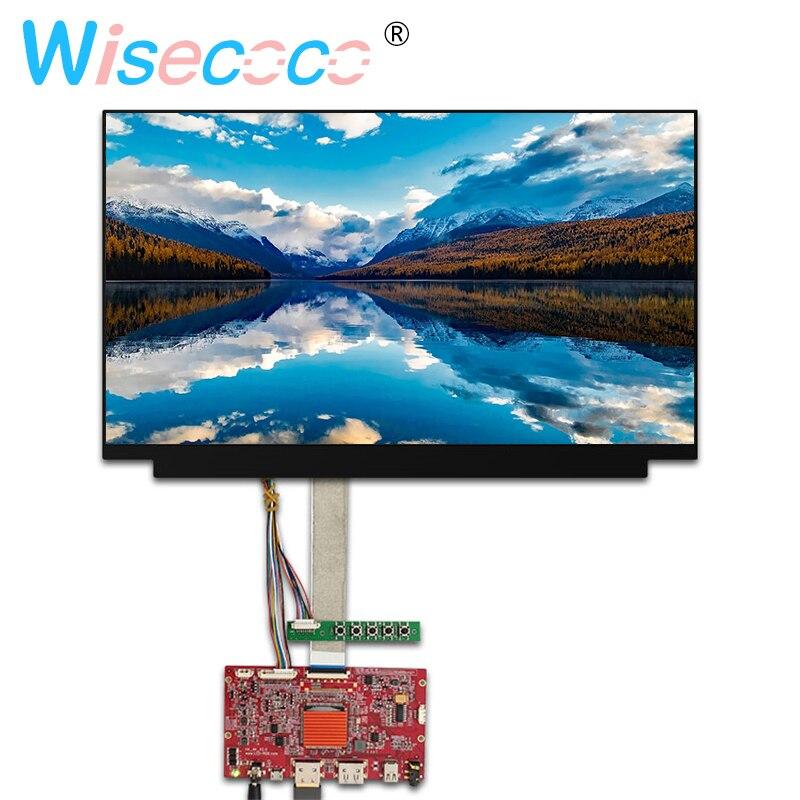 15.6 pouces pour Raspberry pi 3 2B affichage 3840*2160 4 K UHD IPS affichage HDMI DP carte pilote LCD Module écran moniteur PC portable