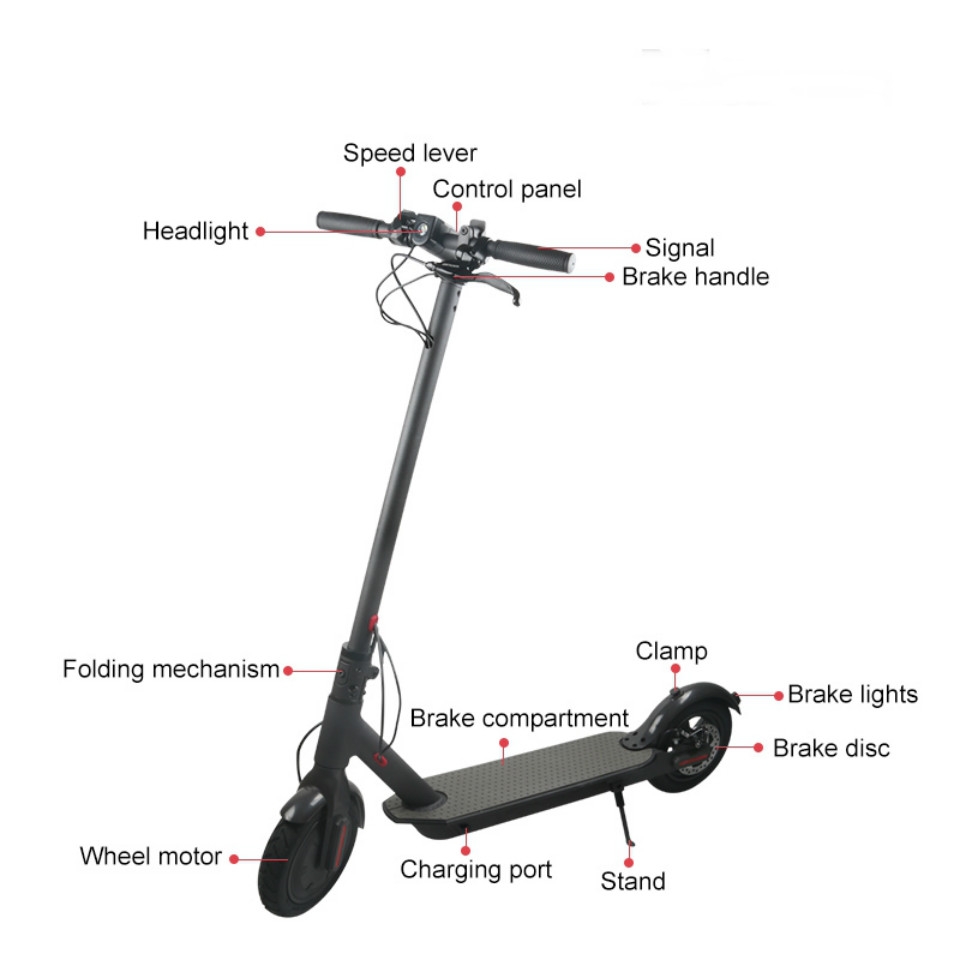 Folding Electric Scooter 13