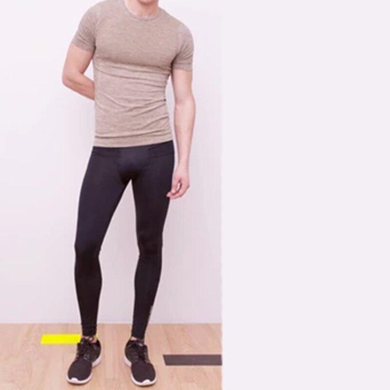 Aufrichtig 2017 Mode Männer Eng Anliegende Körper Strümpfe Winter Verdickung Samt Männer Strumpfhosen Männer Warme Engen Strumpfhosen Strumpf