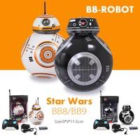 Star Wars Sphero BB8 Remote Control Robot Ball Toy BB 8 Droid RC BB 8 BB 9E Last Jedi Distance Control Children Educational Toys