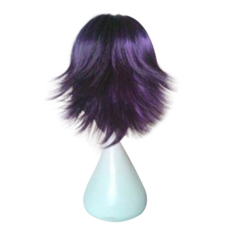 HAIRJOY Synthetic Hair Wigs Short Straight Cosplay Wig  13 Colors Available Freeshipping 38