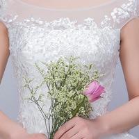 Ball Gown Wedding Dresses Applique Tulle Princess Weeding Weding Wedding Gowns Bridal Bride Dresses Weddingdress robe de mariage
