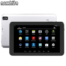 9 pulgadas Quad Core Tablet PC ATM7029 A33 ROM 8G 1024*600 pxl Android 4.4 FM Bluetooth HDMI de la Tableta Androide 9 8 7