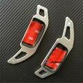 Alumínio Mudança Volante Paddle Extensão Shifter Capa Para Mercedes SL classe SLK R172 R231 2012-2015 2011-2015 Benz