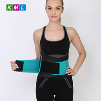 Neoprene Waist Slimming Miss Belt Waist Trainer Burn Fat Loss Weight Girdle For Men Women Body