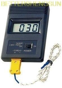 Darmowa wysyłka termometr TM902C miejsca po przecinku szybki pomiar temperatury czujnik