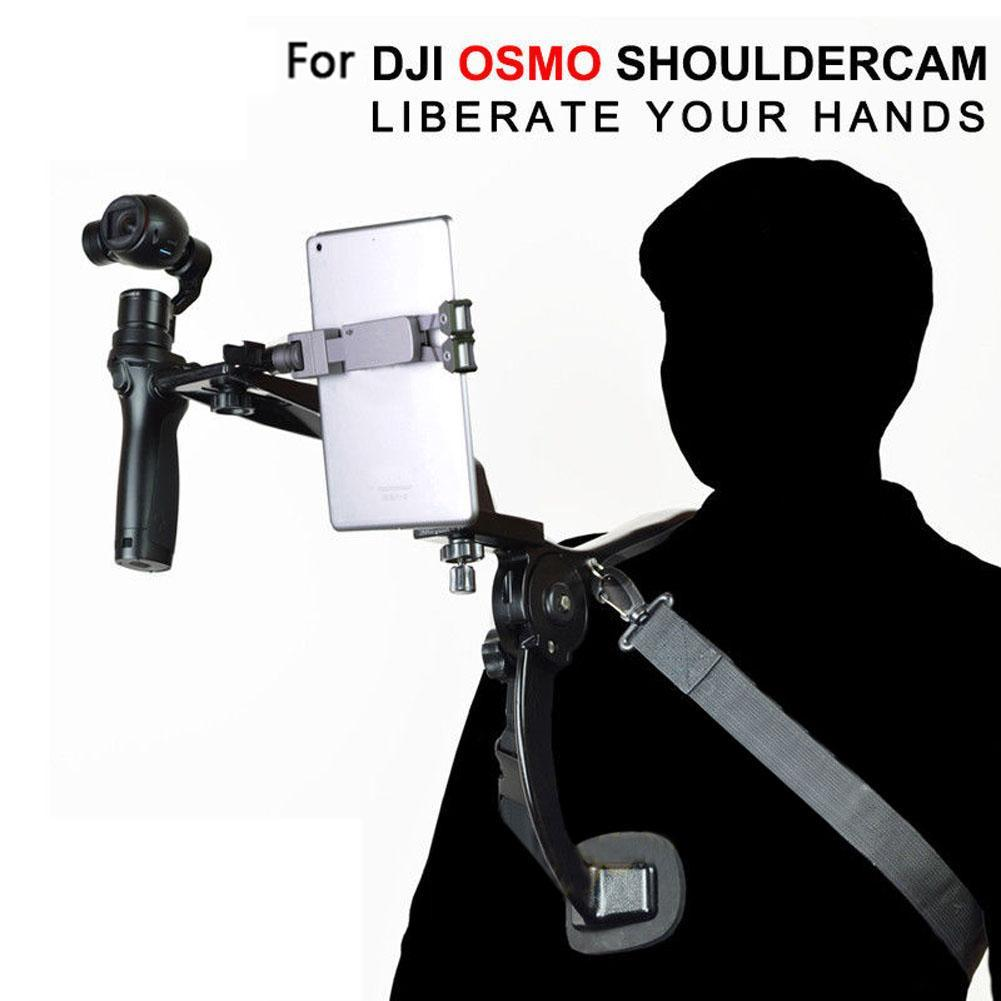 Shouldercam Shoulder Holder Extendable arm Camera Accessories For DJI Osmo A676