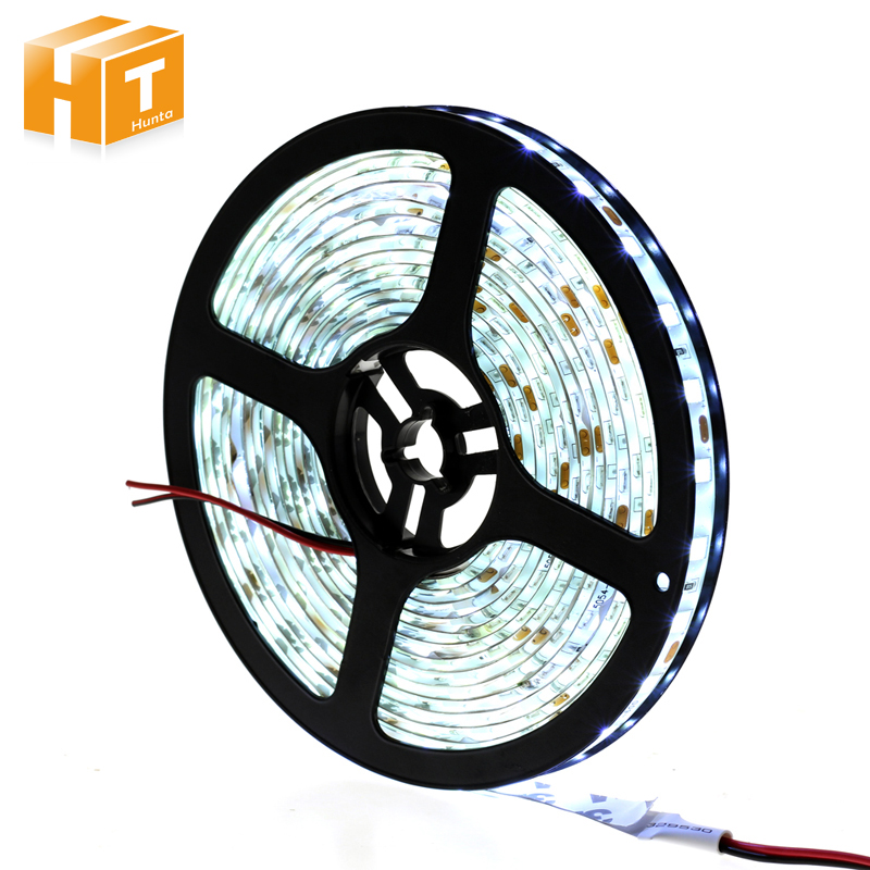 New arrived Brighter LED Strip 5054 DC12V Flexible LED Light, 5054 is the Upgrade of 5050.
