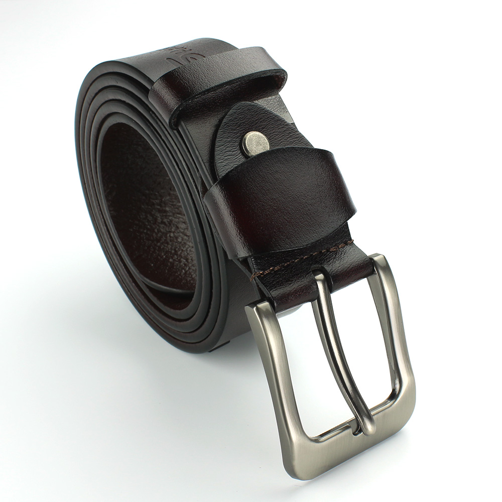 High quality genuine leather belt luxury designer belts men new fashion Strap male Jeans ...