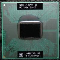 CPU laptop Core 2 Duo T9900 PROCESOR 6 M Cache/3.06 GHz/1066/Dual-Core Socket 478 PGA procesora Laptopa forGM45 PM45