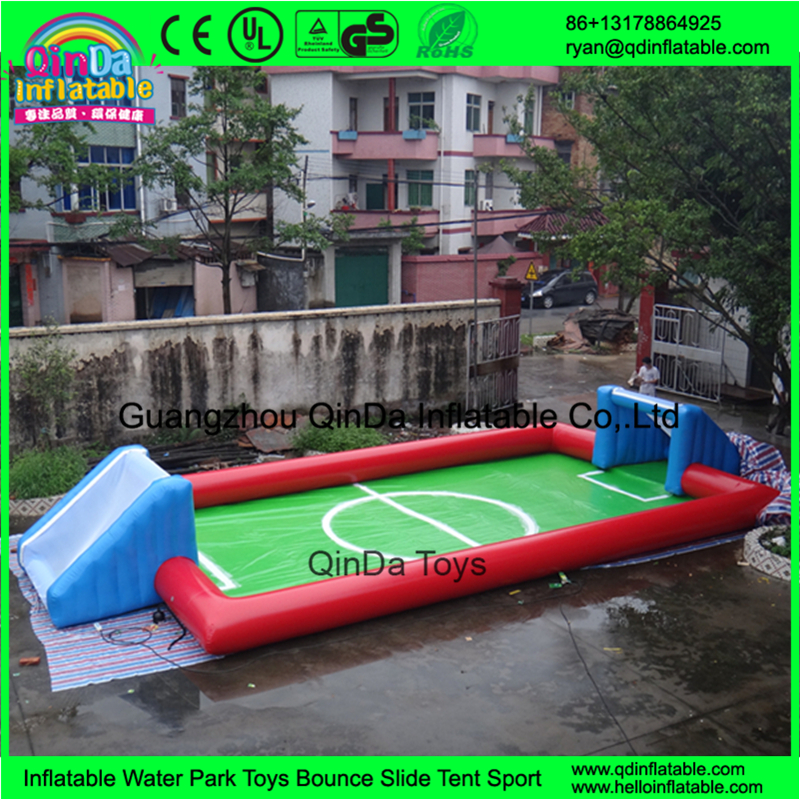 inflatable football field pitch12