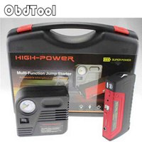 OBDTOOL MiniFish Best Selling Products 12V Batteries Charger Portable Mini Car Jump Starter Booster Power Bank For A 12V Car