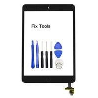 1PCS Original Tested Touch Screen For Apple IPad Mini 1 Mini1 A1432 A1454 A1455 Digitizer Glass