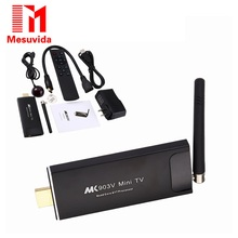 MK903V TV Box Intelligent Android 4.4 4 K x 2 K Mini PC RK3288 Quad Core WiFi BT 2 GB RAM 8 GB ROM avec HDMI OTG IR TF Carte entrée